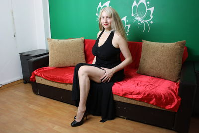 Blonde Escort in New York City New York